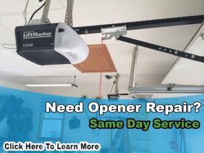 Our Services - Garage Door Repair Lakeside, CA